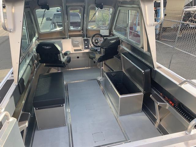 2019 Silver Streak Challenger HT8