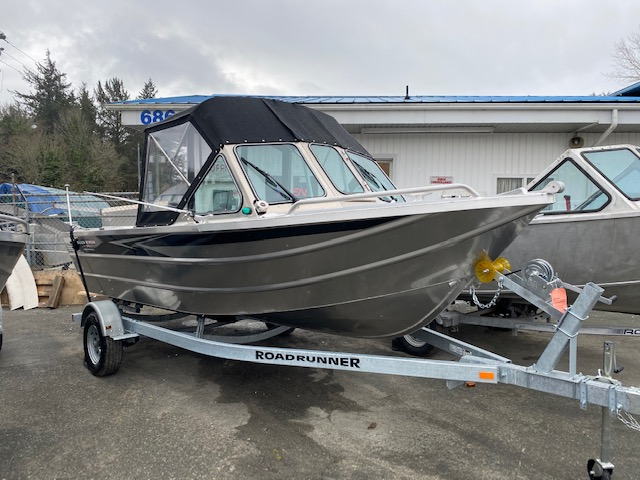 2021 SILVER STREAK 18FT CARMANAH SOFT TOP